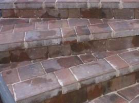 TGT gradbeni servis – Bauservice | Außentreppe