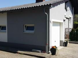 Rohrbach Kompletna fasada in ograja