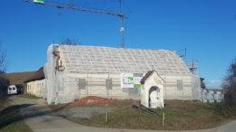 Kompletna adaptacija hiše in poslopja, Hirsdorf