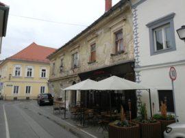 Adaptacija stare fasade pod okriljem spomeniškega varstva